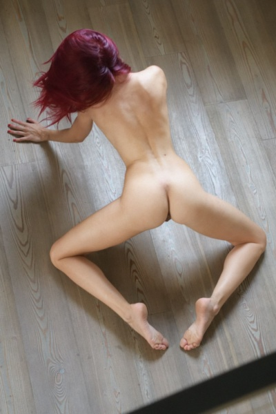 RedClo sexy nude ass